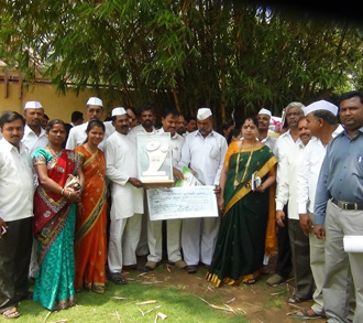 Adarsh Krishi Gram, Nirmal Gram Puraskar Villages, ISO Gram Panchayat Award Winning Villages In India